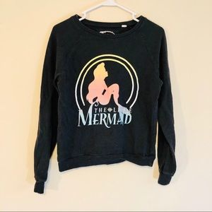 The little mermaid sweater